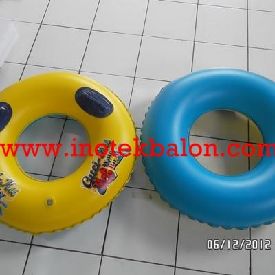 Ban Waterboom/waterpark Logo Guci Ku Single