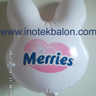 Balon Promosi Merries