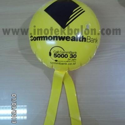 Balon Promosi Coin Commonwealth Bank