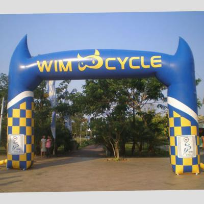 Balon Gate Gapura Wimcycle