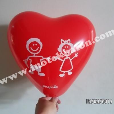 balon print sablon
