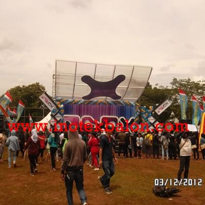 Balon Sky Dancer Ultah Inbox Sctv Ke 5